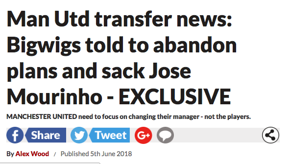 manchester united clickbait