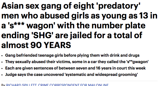 sex crimes oxford daily mail