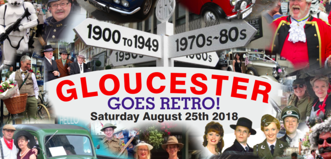 Gloucester Goes Retro