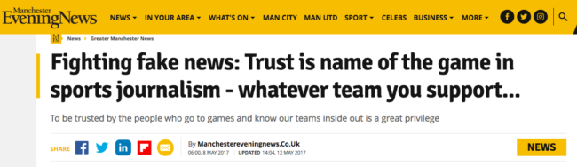 manchester evening news clickbait