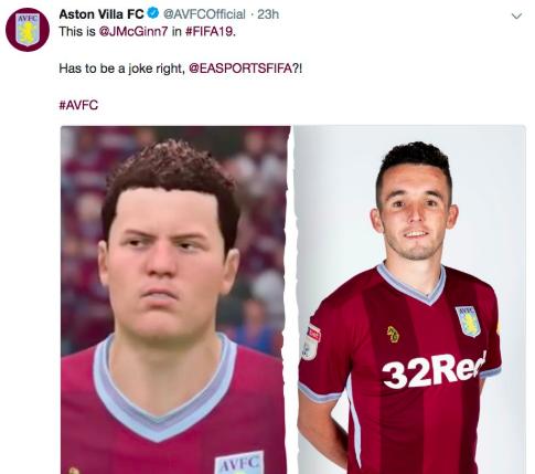 Aston Villa FIFA