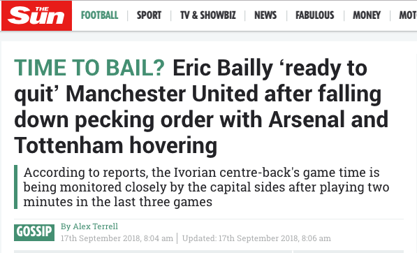 eric baiily transfer