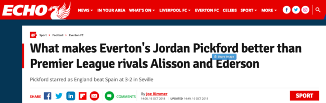 liverpool echo liverpool everton