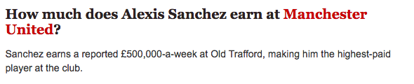 daily express sanchez