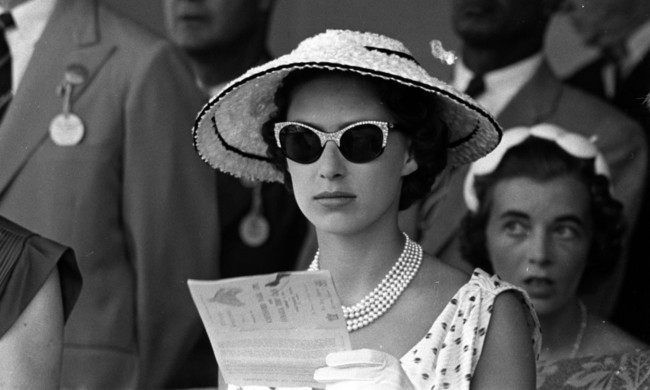 princess margaret daily routine