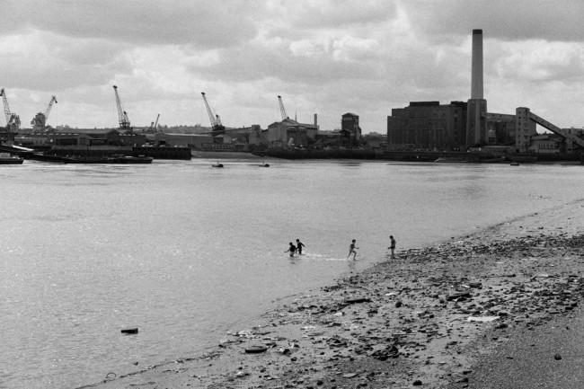 Canary wharf 1980s