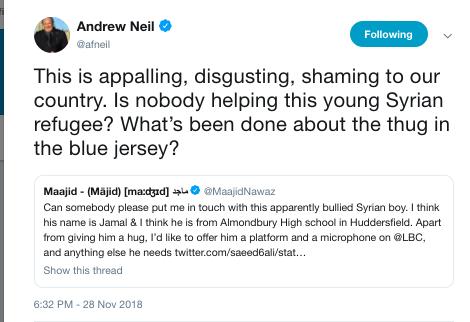 syria bbc huddersfield