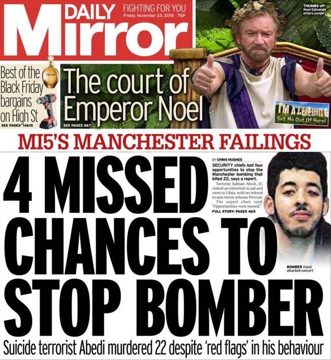 mirror brexit