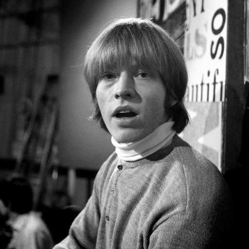 The Rolling Stones' Brian Jones