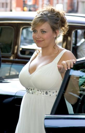 5046084 Charlotte Church Loses A Dress Size In A Day