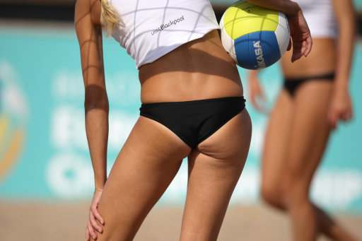 Beach Volleyball Is