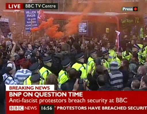 BNP At The BBC
