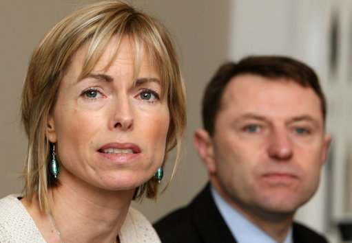 8401249 Madeleine McCann: Kate And Gerry McCanns Press Conference Video