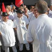 9263300 Billingsgate Protest Is Chance For Union To Flex Muscles
