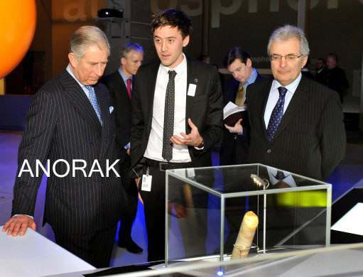 98675751 Hypocrite Prince Charles Opens Science Museums Atmosphere Gallery Of Man Made Global Warming
