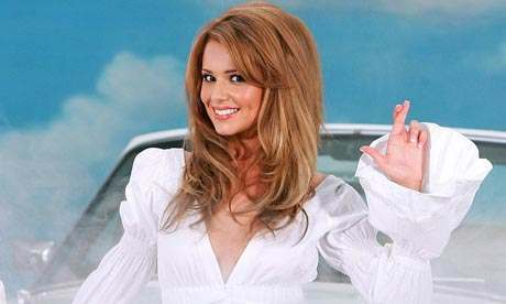 Cheryl Cole's New 'Loverbird' Tramp Stamp Tattoo Is All Over For Derek Hough