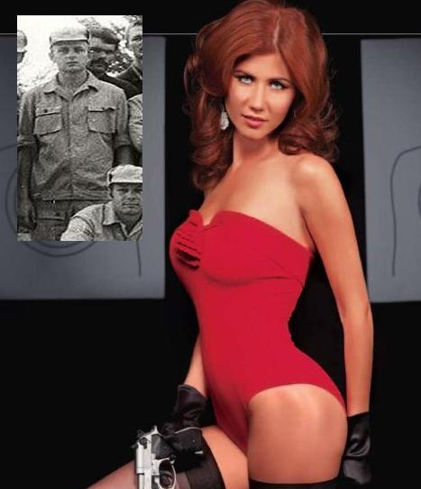 Colonel Alexander Poteyev Anna Chapman: Sexy Photos And Colonel Alexander Poteyev Is A Non Person