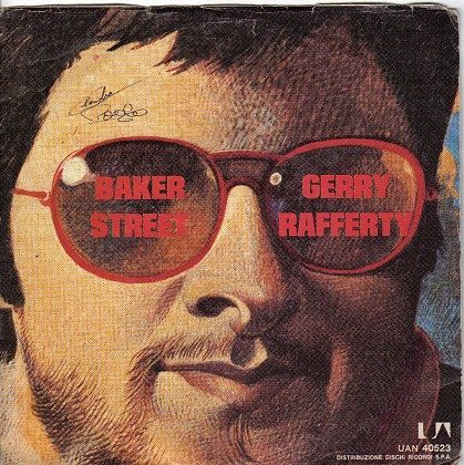 Gerry Rafferty Baker street How Gerry Raffertys Suicidal Sax Created Chris Moyles