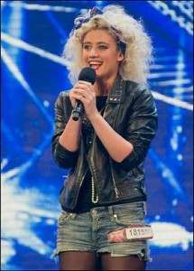 Katie Waissel How The X Factor And Sony BMG Fixed It For Katie Waissel, aka Katie Vogel