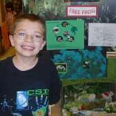 kyron horman last photo