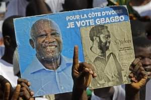 Laurent Gbagbo Laurent Gbagbo: Christianitys African Bulwark Against Islam Murders Women Protesters