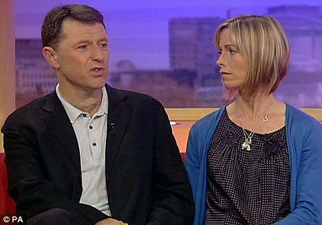 McCanns Kelly Madeleine McCann: Sofa So Terrible As Lorraine Kelly Explains