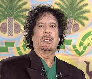 Moammar Gaddafi1 When Libya Was The Model Of A Saved Rogue State Gaddafi Never Changed