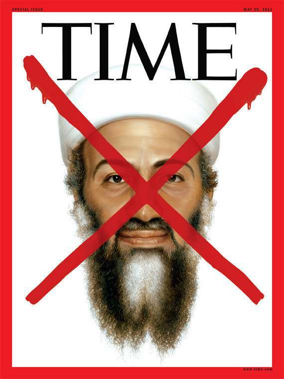 Time Magazine Rubs Out Osama Bin Laden: Navy Seals Advertise For New Killer
