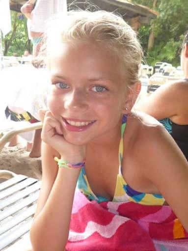 Anorak Daily Mail Links 11 Year Old Mari Simon Cronje S