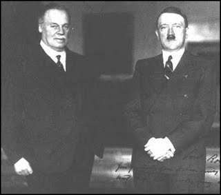 Rothermere and Hitler Hitlers Breakfast Was Bread, Marmalade And The Daily Mail