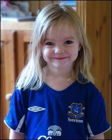  46583161  7 Madeleine McCann Is An Everton Mascot