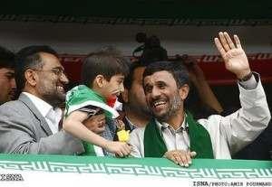ahmadinejad-green