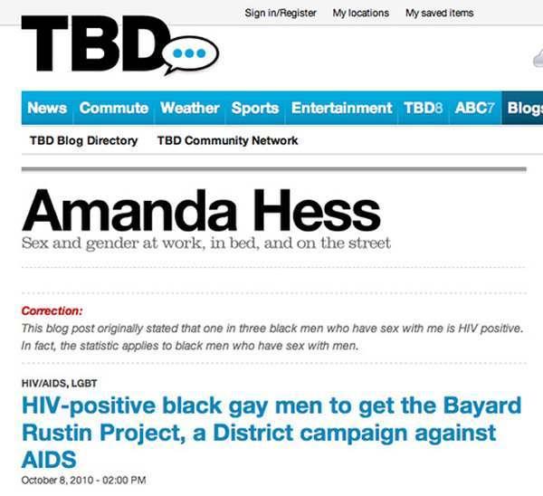 directory Black gay blog