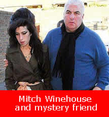 amy and mitch winehouse Once Around The Block With Amy Winehouse And Mitch Housego