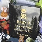 baby-p-grave