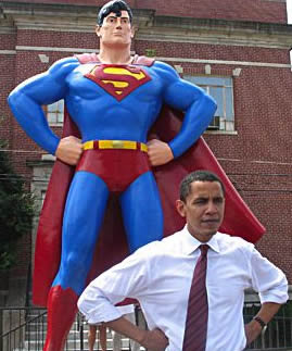 barack obama is not superman Barack Obama Is A Politician Foremost
