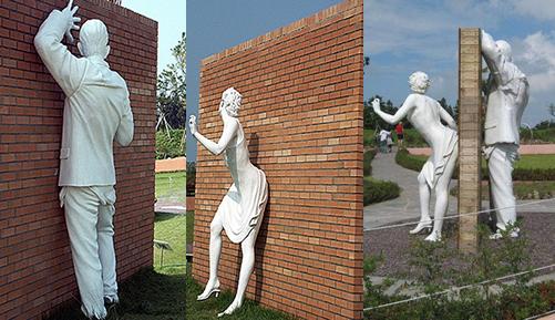 brick-man