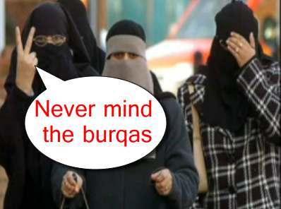UKIP burqa ban