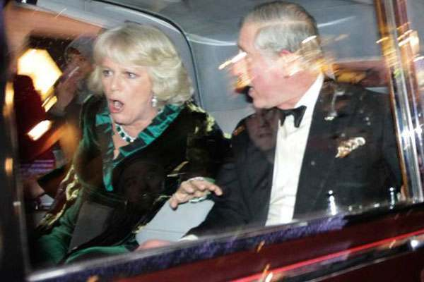 camilla fees Caption This: Prince Charles And Camilla Attacked