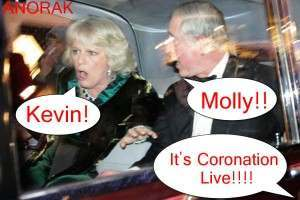 camilla fees2 300x200 Video Of Prince Charles And Camilla Being Attacked In Regent Street