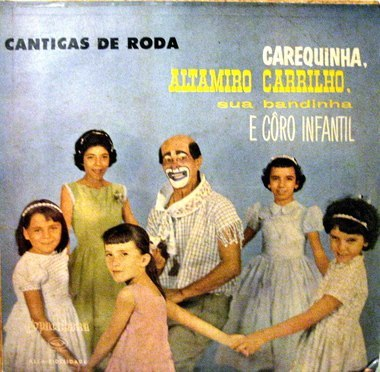 cantigas de roda The Top 20 Children On Album Covers, A Wikipedia Special