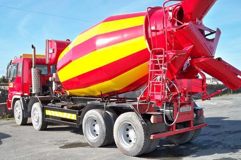 cement mixer 300x199 dundee