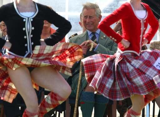 Scottish Upskirt 77