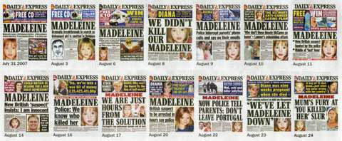 madeleine mccann daily express