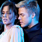 derek hough chezza1 How Derek The Hoff Hough Saved Cheryl Tweedys Life And Other Facts