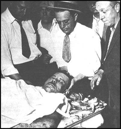 dillinger Osama Bin Ladens Dead Body Photos: Want To See?