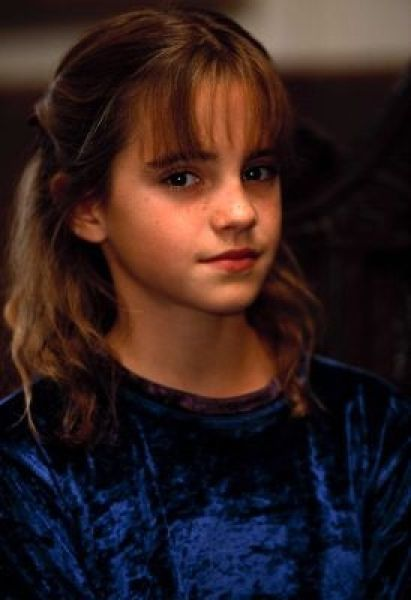 harry potter emma watson haircut. HARRY Potter means one thing