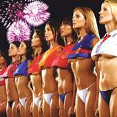 football-stripper