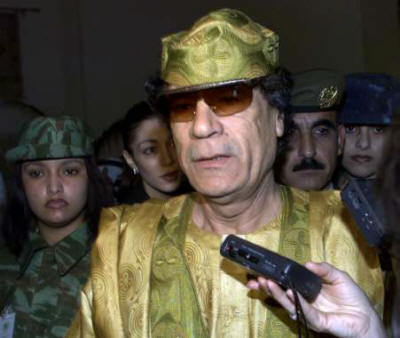 gaddafi nuts1 SAS Poised To Grab Gaddifis Collar: British Troops Hunting Libyan Leader