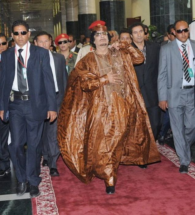 gaddafi The United Nations Hits Israel And Ignores Libya   Member Of Its Human Rights Council 